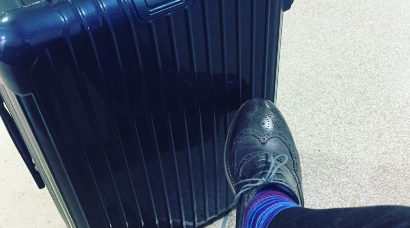 Rimowa Luggage… The only way to fly