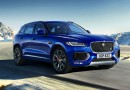 Jaguar F-Pace; the hottest SUV on the market.