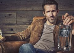 Shaken not Stirred, Reynolds flies high with Aviation American Gin