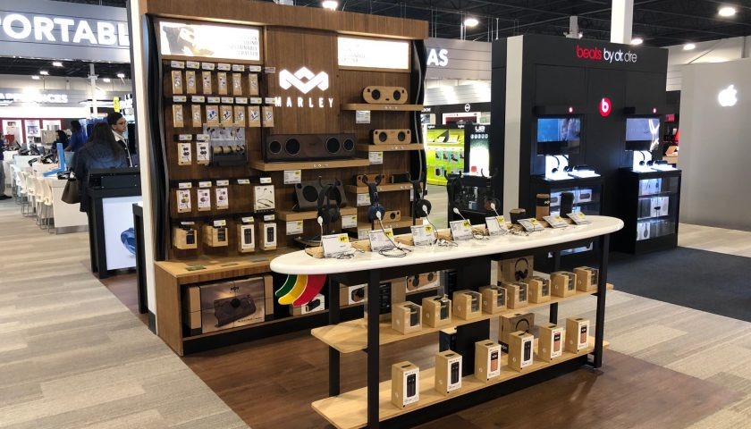 Marley Display Best Buy Canada
