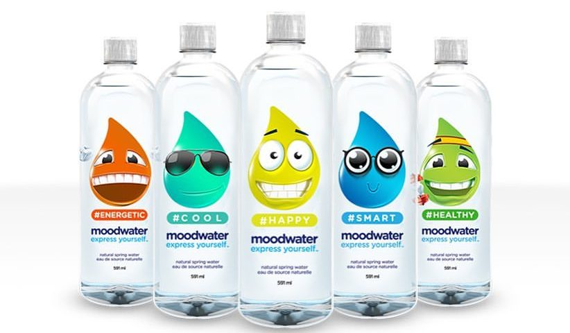 Moodwater 100% Canadian Spring Water