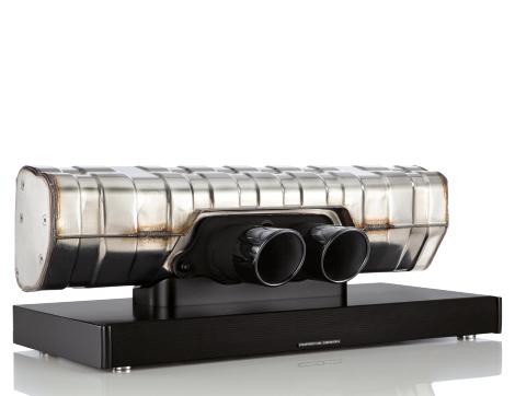 The $3500 Porsche 911 Soundbar