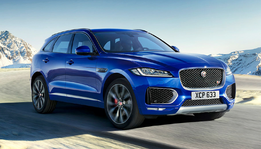 Jaguar F-Pace; Is this the hottest SUV on the market?