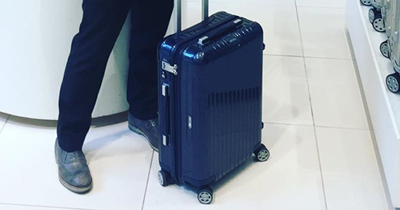 Rimowa… The only way to fly