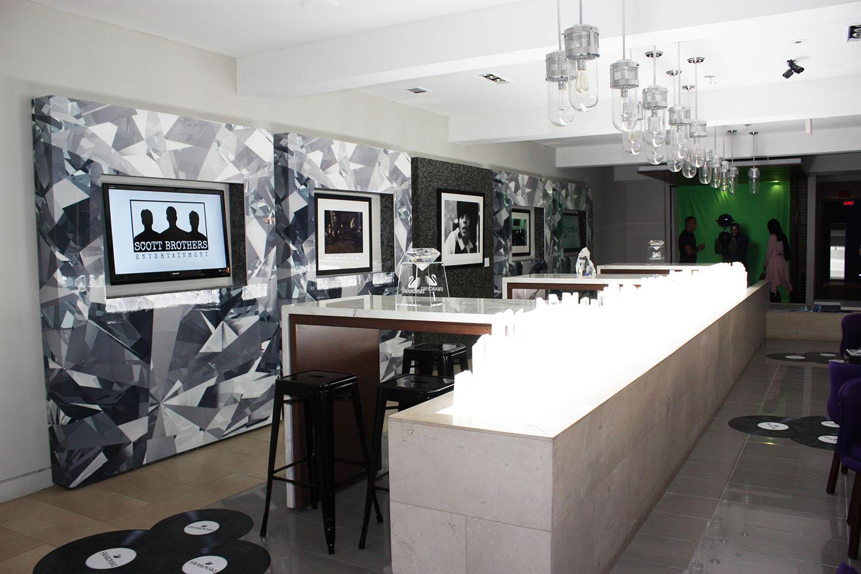 Swarovski Pop-UP Tiff Lounge at IT House 2017