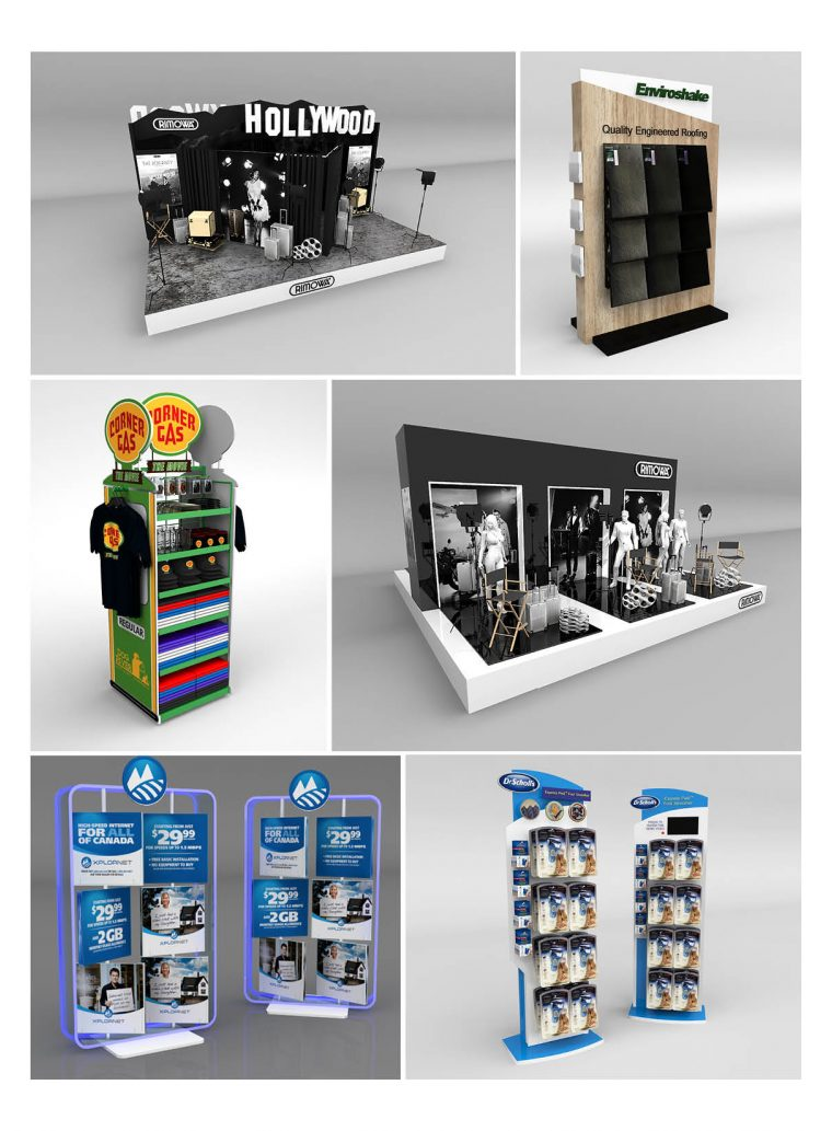 Consultony Retail Displays